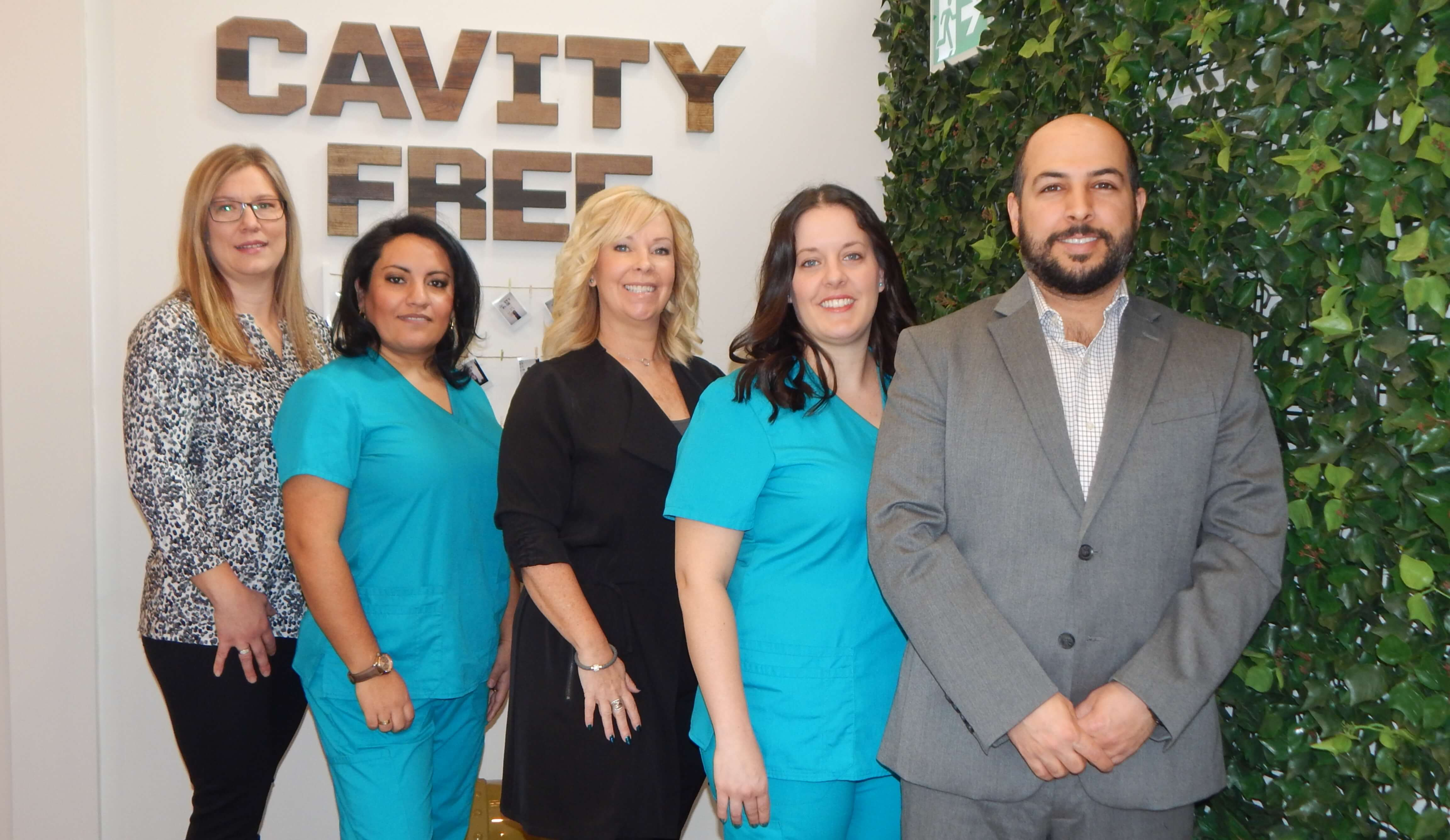 Experienced and Professional Dental team